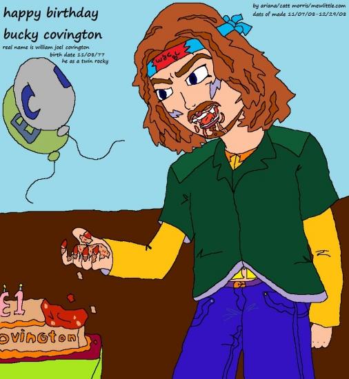 Bucky Covington par mewlittle